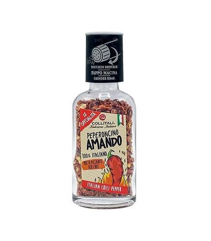 Amando Italian Chilli Pepper Grander Head - 45gr