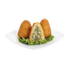 Arancini Suppli Spinach & Mozzarella cheese - 200 gr.