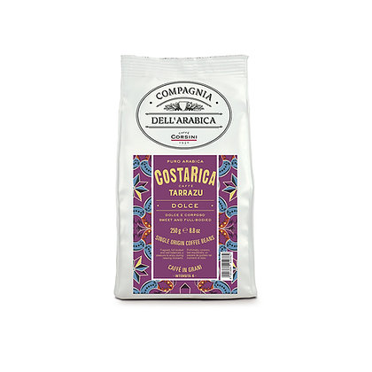 Costarica Tarrazu 250gr Packet - Beans