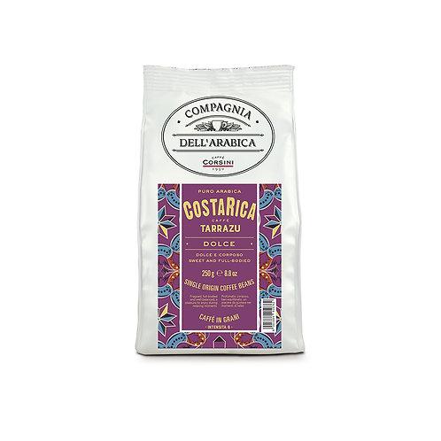 Costarica Tarrazu 250gr Packet - Beans