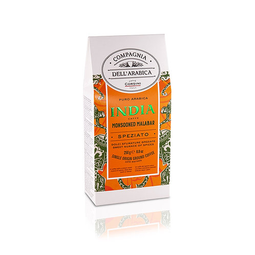 India Monsooned Malabar 250gr Packet - Ground
