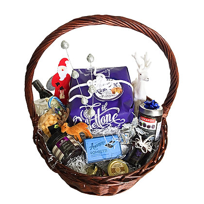 Gift Box Food Gourmet Hamper