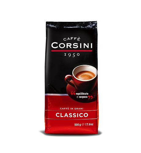 Coffee Corsini 1950 Classic 500gr - Beans