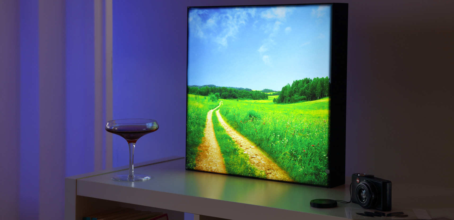 Lightbox and Wine.jpg