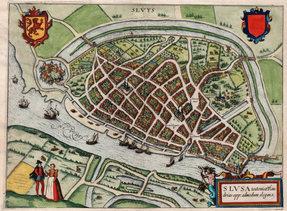 Lodovico Guicciardini, ca.1612.