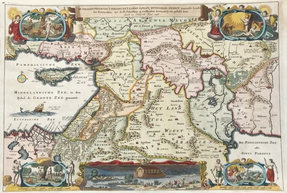 Daniël Stoopendaal, ca.1702.
