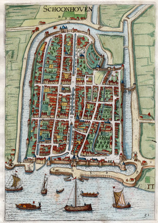 Lodovico Guicciardini, ca. 1612