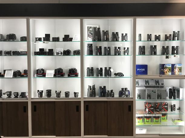 Rolfs foto butiksinredning- Smålandsinredningar
