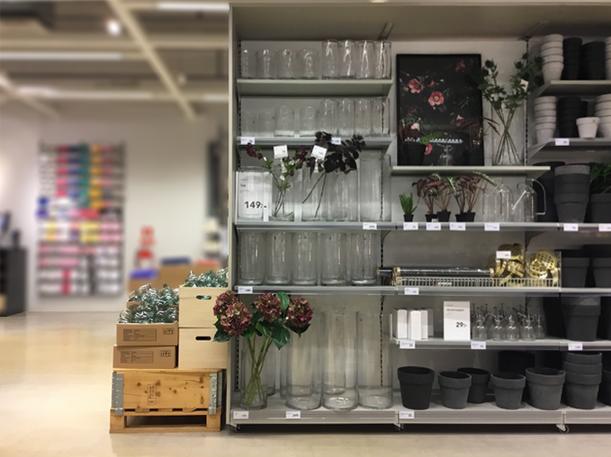 Lagerhaus butiksinredning - Smålandsinredningar