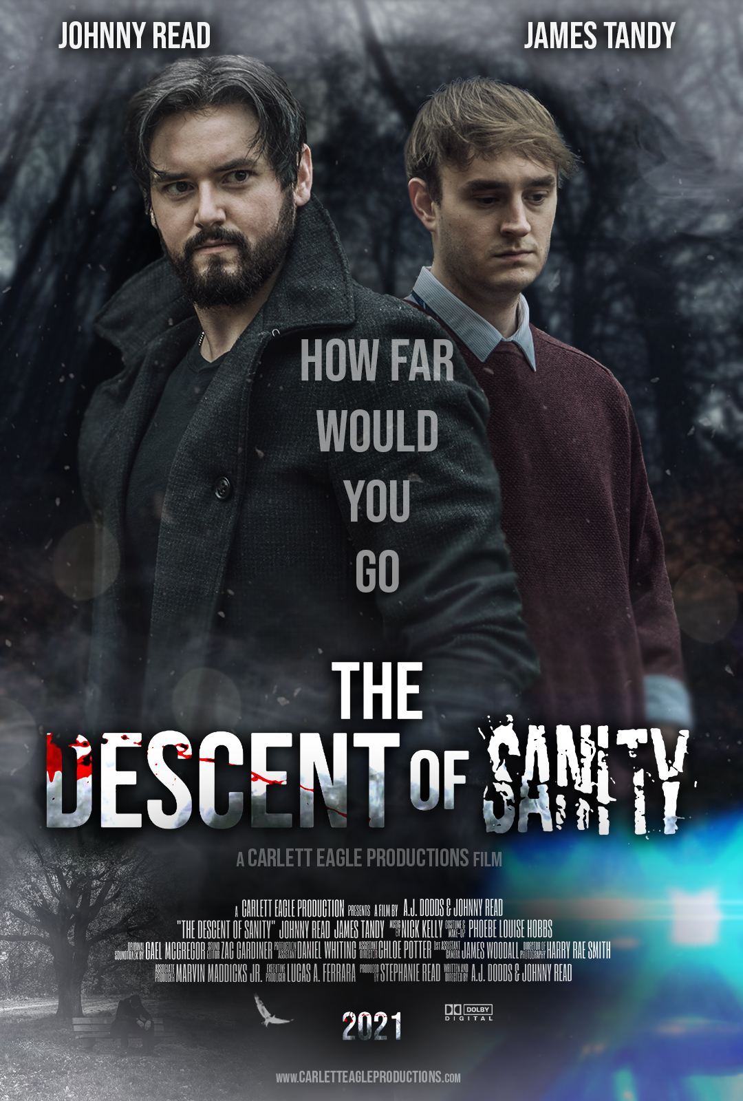 The Descent of Sanity