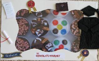 GRADUATION CHOCOLATE GIFT