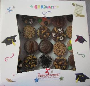 Graduation Chocolate Gift Box