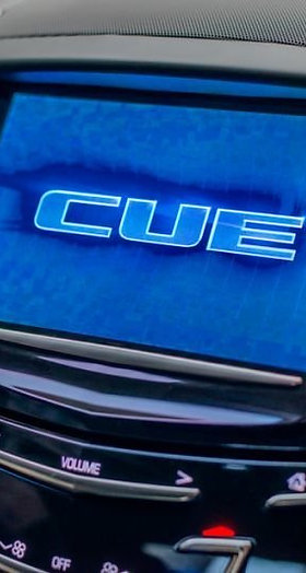 Cadillac Cue Screen Replacement