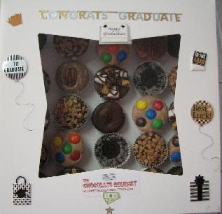 CONGRATS GRAD CHOCOLATE GIFT