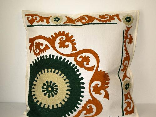 Suzani beauty cushion cover