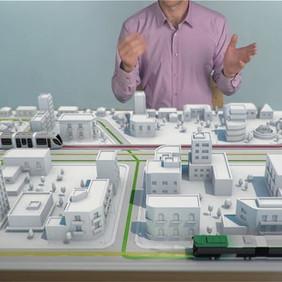 Jerusalem Light Rail - Promotional Video