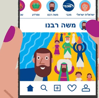 Maccabi wish you a Happy Pesach