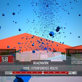 Radwin 3d animation