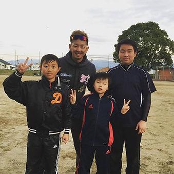小野真悟ベースボールアカデミー
