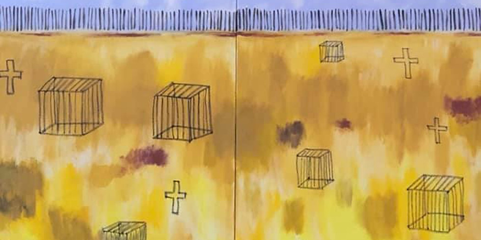 Exhibit: Footprints - Art Without Borders