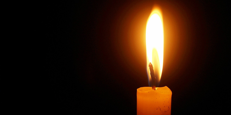 Out Of Darkness: Light - An Interfaith Liturgy of Remembrance