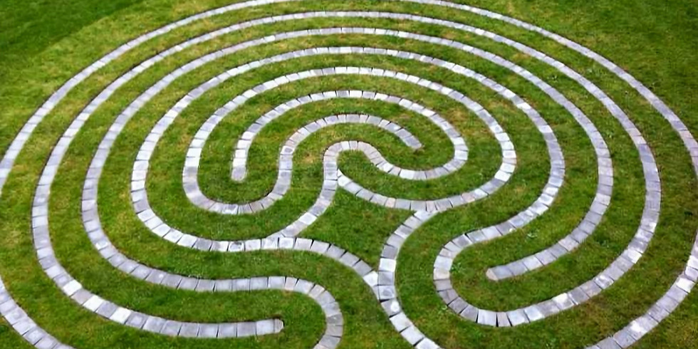 Creative Journeys with Labyrinth Building (Stephen Shibley)