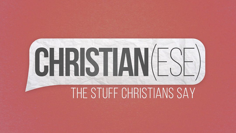 Forum Series: How to Talk Like a Christian