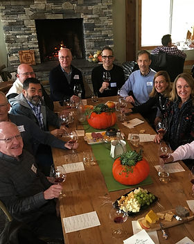 LGBTQ+ Fellowship wine-tasting 11-4-17 (