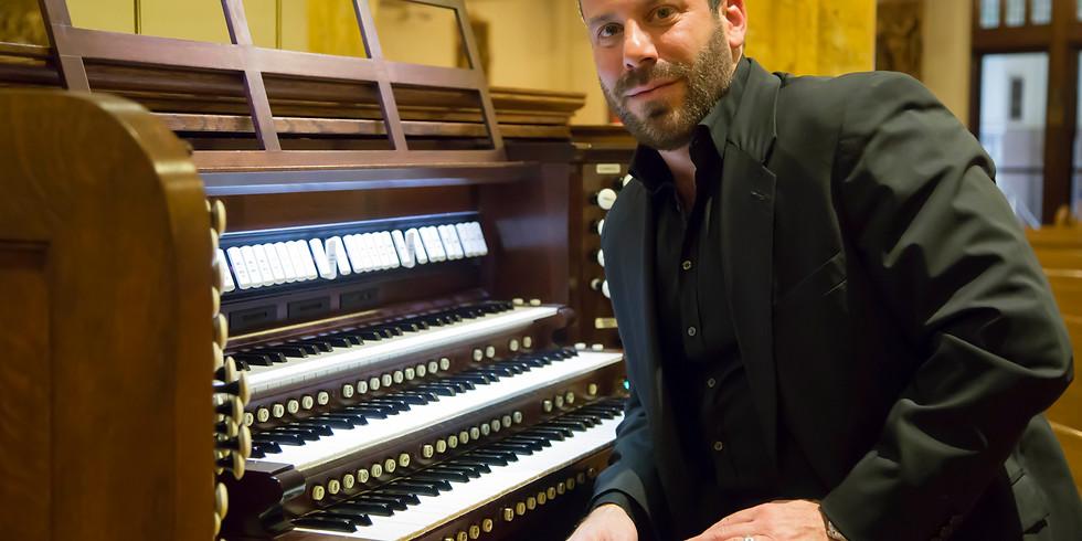 Organ Recital (Marc Pacoe) & Evensong