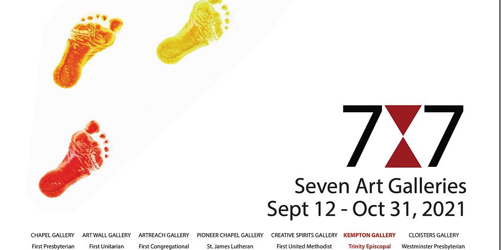 Art Opening Forum: Footprints