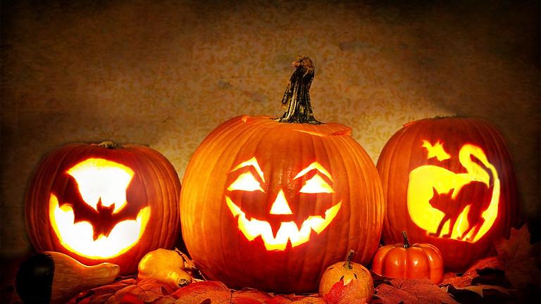 Halloween Organ Spooktacular