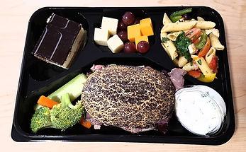 Boite a lunch gastronomique