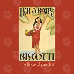 Hula Baby Biscotti