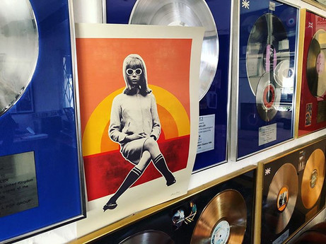 Heartbreaker at Black barn Studios. c/o Andy Crofts & Paul Weller