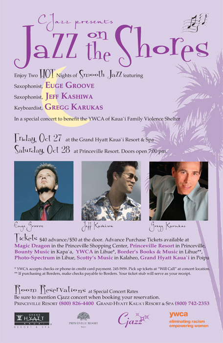 Jazz on the Shores