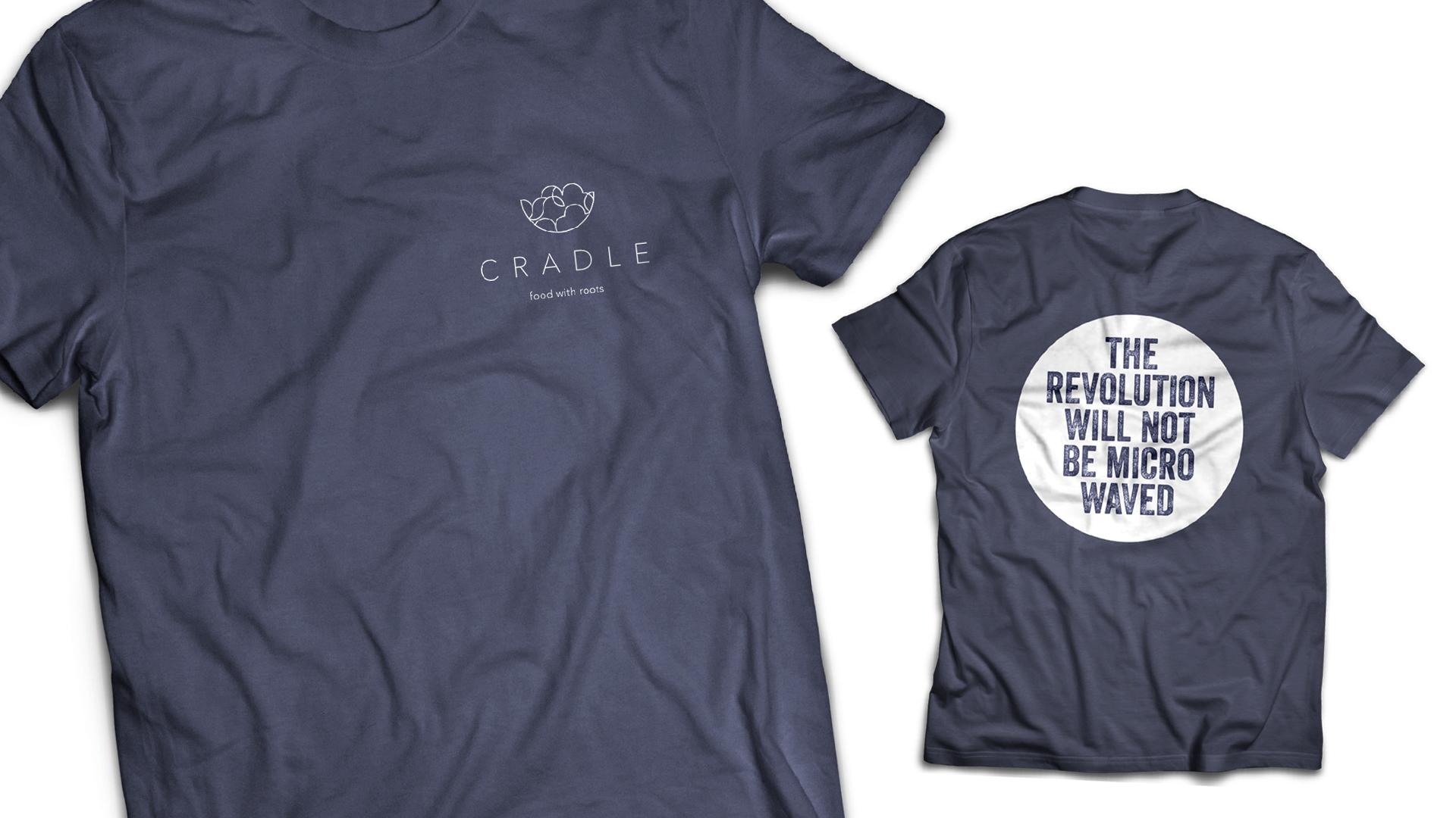 Cradle Branded Garments