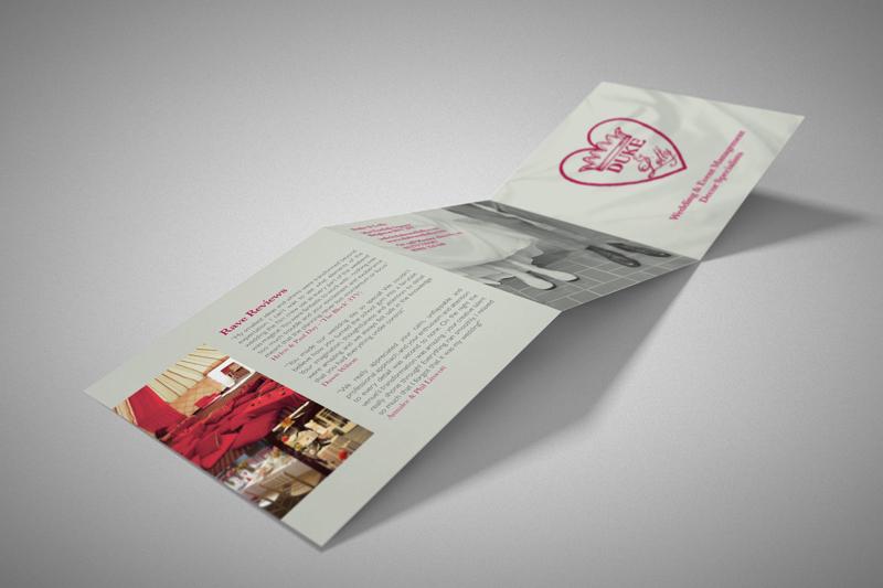 Duke & Lolly 6pp Booklet
