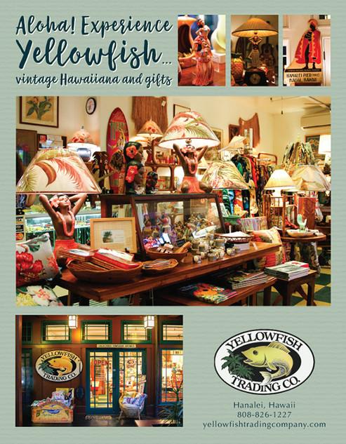 Yellowfish Trading Company