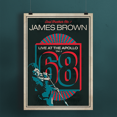 Live At The Apollo '68