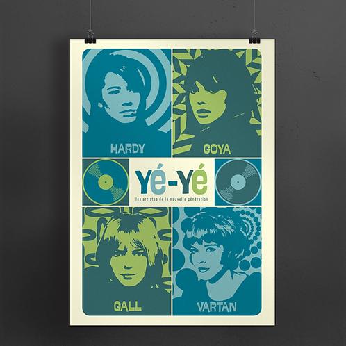 Girls of Yé-Yé