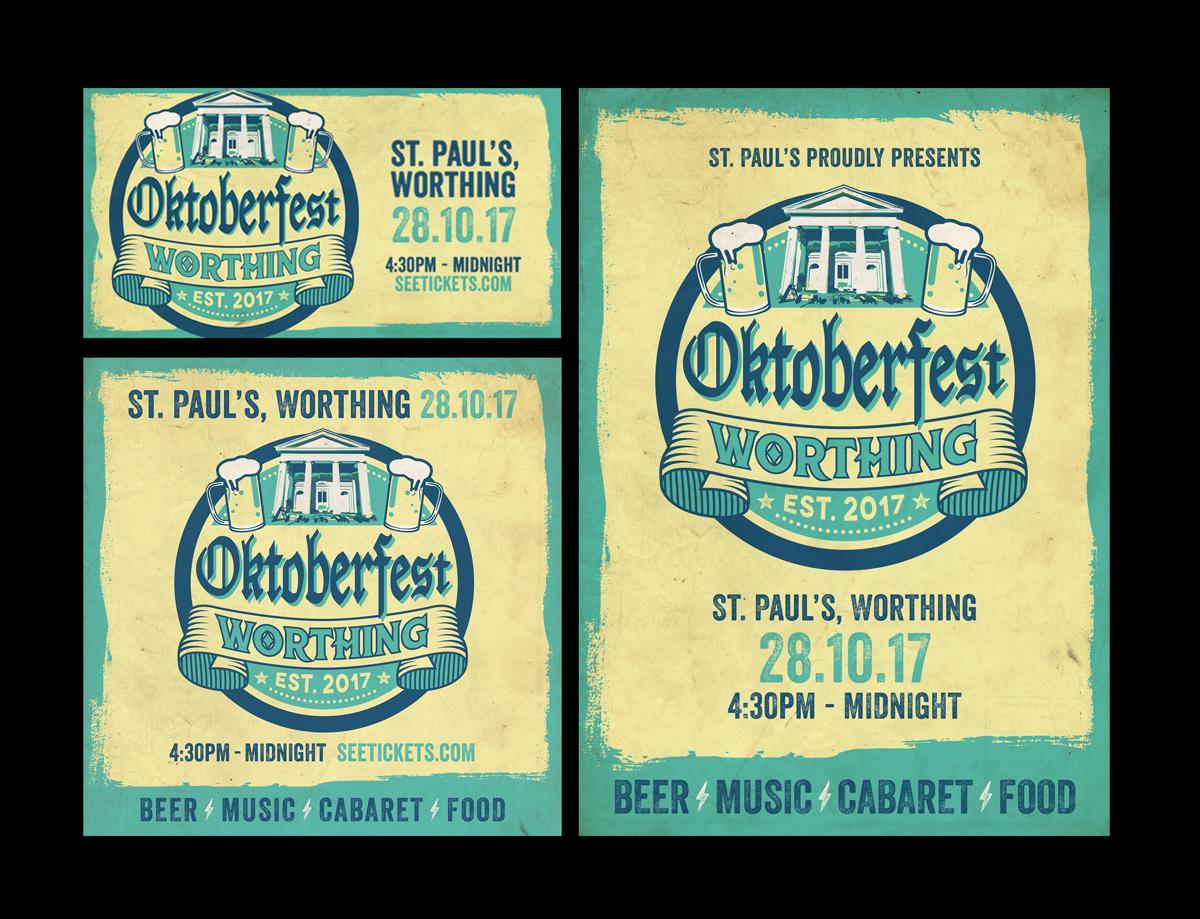 Oktoberfest promo assets