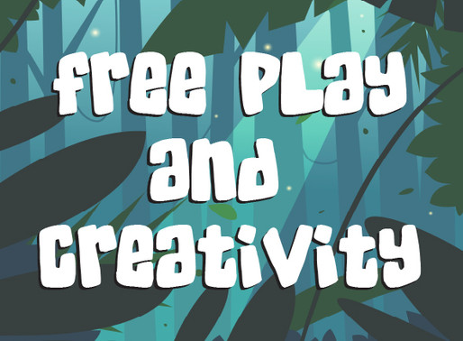 Free Play and Creativity