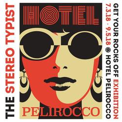 Hotel Pelirocco Exhibition Ad