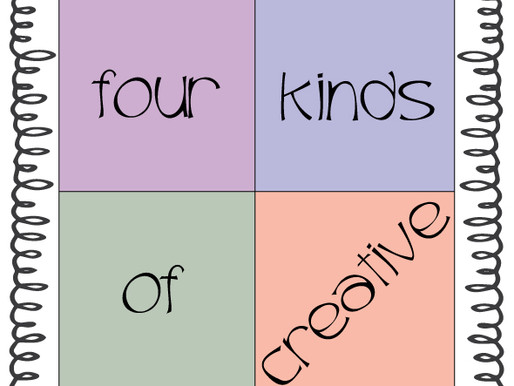 Four Kinds of Creative