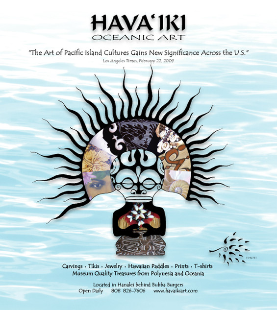Havaiki Oceanic Art