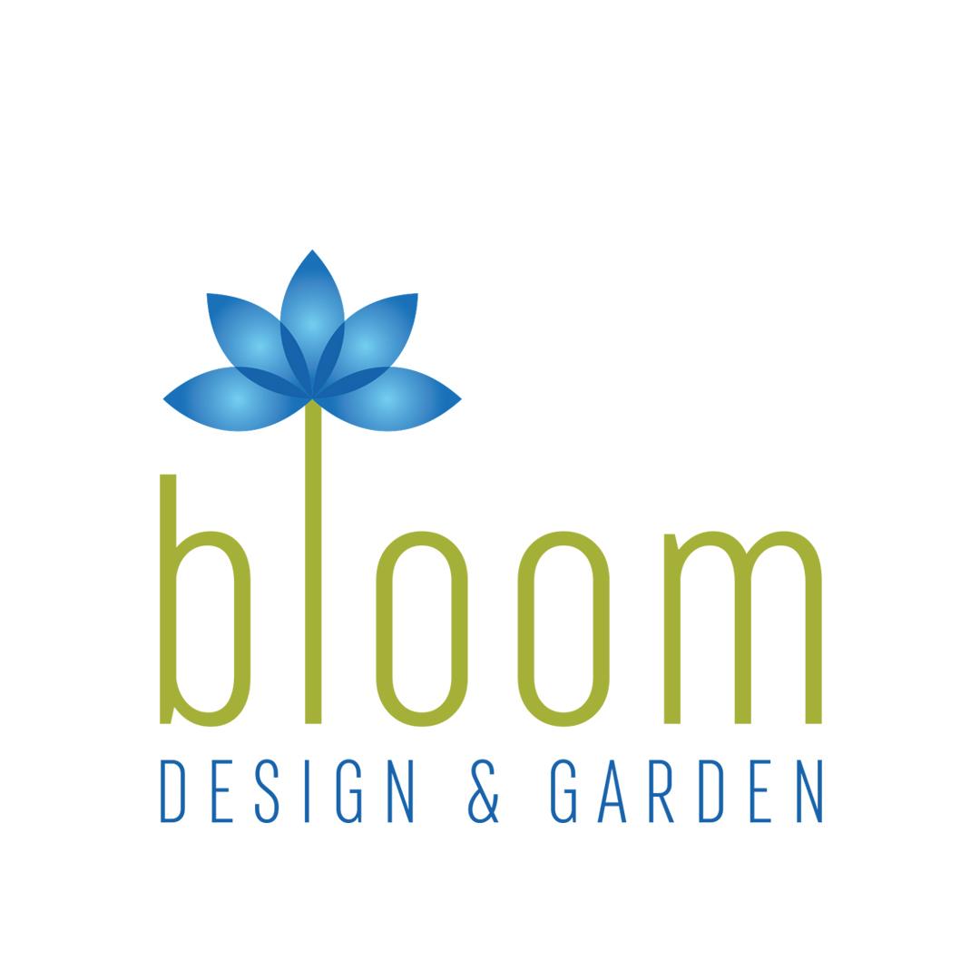 Bloom logo and branding