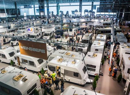 Salón del caravaning 2019 en la Fira de Barcelona