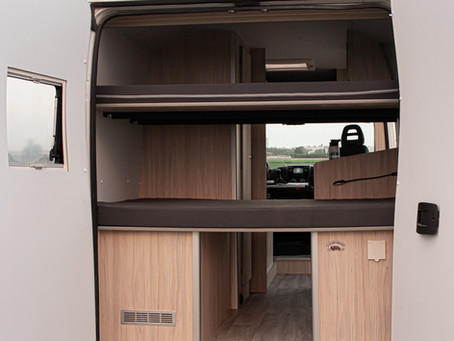 Kit camper, descubre los mejores para tu furgoneta camper