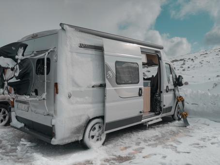 Tips para viajar en Invierno