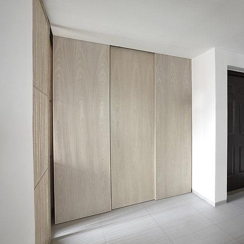Timbergrain Wardrobe Doors